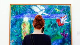 Visit Musee National Marc Chagall